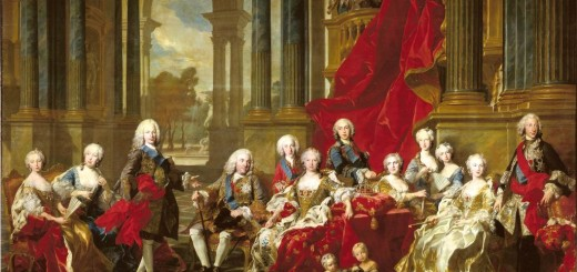 Dinastia dels Borbons.