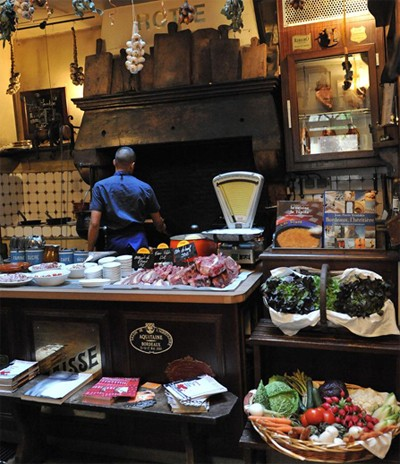 Una cena de campi a francesa la cuina de catalunya for Cenas francesas