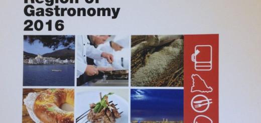 Regió Europea de la Gastronomia